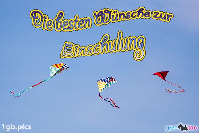 Drachen Die Besten Wuensche Zur Einschulung Bild - 1gb.pics