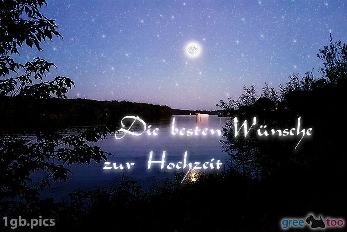 Mond Fluss Die Besten Wuensche Zur Hochzeit Bild - 1gb.pics