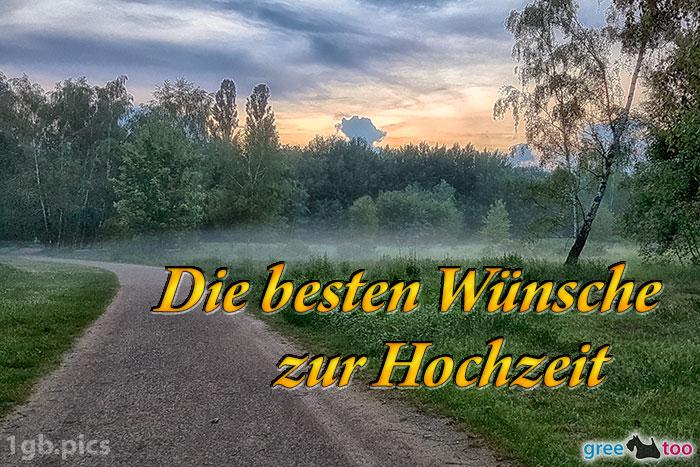 Nebel Die Besten Wuensche Zur Hochzeit Bild - 1gb.pics