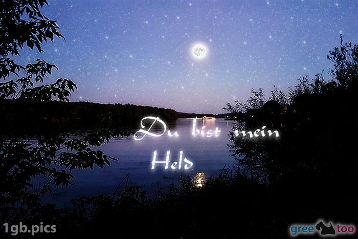 Mond Fluss Du Bist Mein Held Bild - 1gb.pics