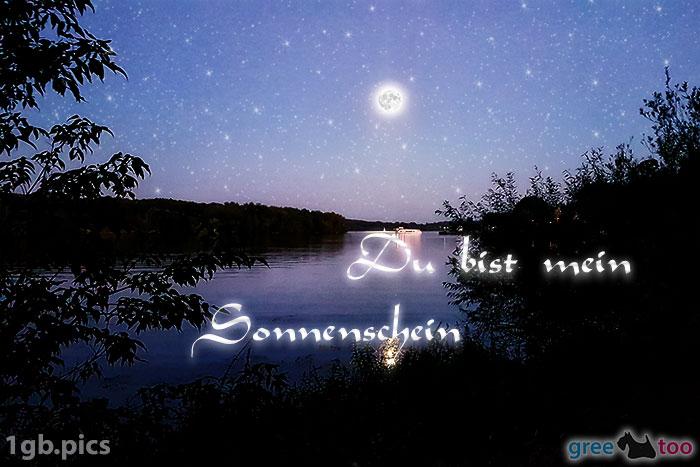 Mond Fluss Du Bist Mein Sonnenschein Bild - 1gb.pics