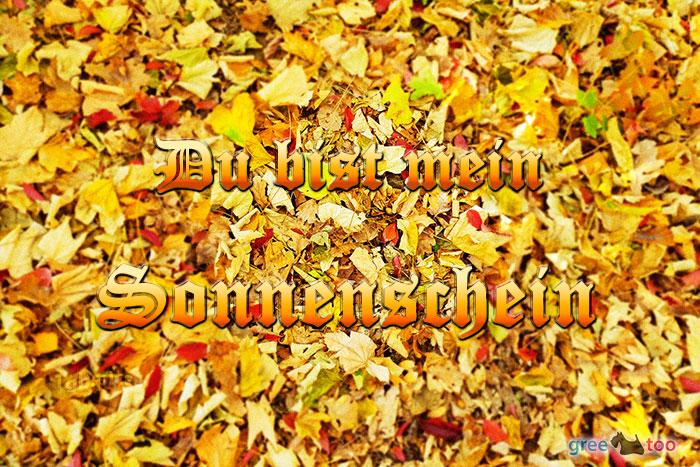 Du Bist Mein Sonnenschein Bild - 1gb.pics