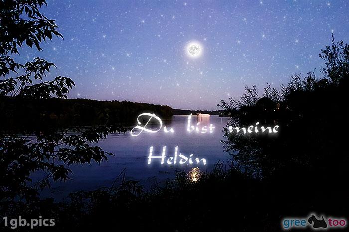 Mond Fluss Du Bist Meine Heldin Bild - 1gb.pics
