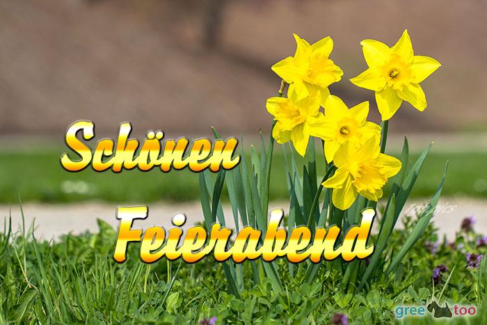 Schoenen Feierabend Bild - 1gb.pics