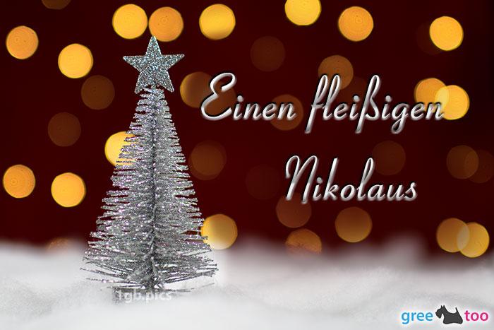 Fleissigen Nikolaus Bild - 1gb.pics