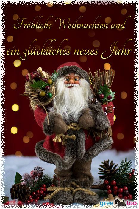 Gb Bilder Weihnachten.Fröhliche Weihnachten Und Ein Glückliches Neues Jahr Bilder