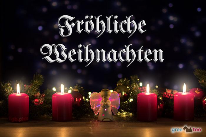 Froehliche Weihnachten Bild - 1gb.pics