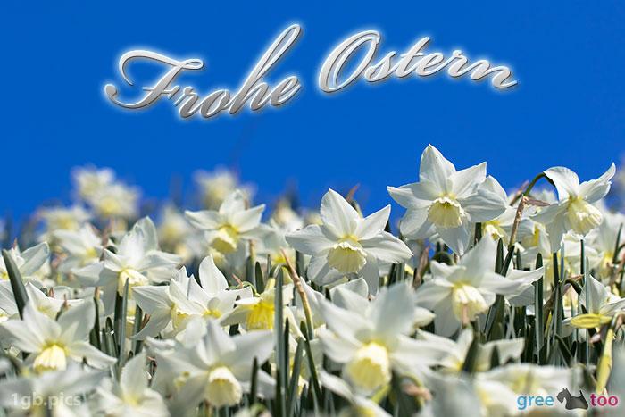 Frohe Ostern Bild - 1gb.pics