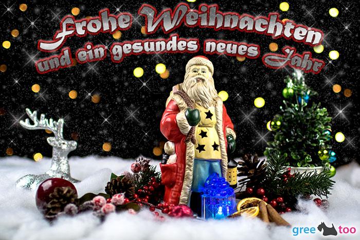 Frohe Weihnachten Gesundes Neues Jahr Bild - 1gb.pics