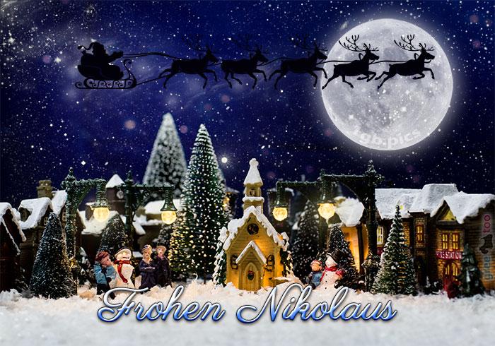 Frohen Nikolaus von 1gbpics.com