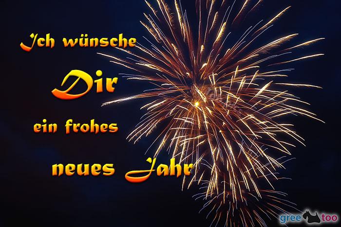 Frohes neues Jahr von 1gbpics.com