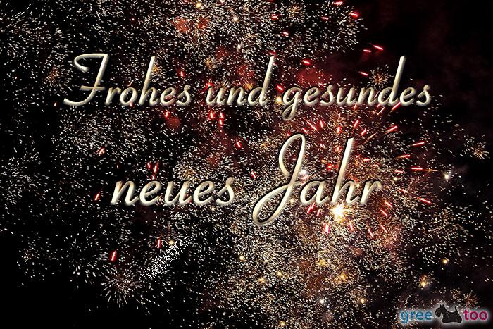 Frohes Und Gesundes Neues Jahr Bild - 1gb.pics