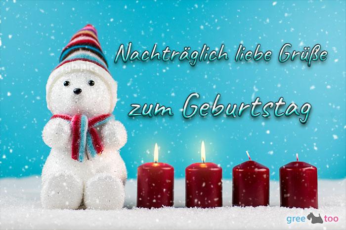 Nachtraeglich Liebe Gruesse Geburtstag Bild - 1gb.pics