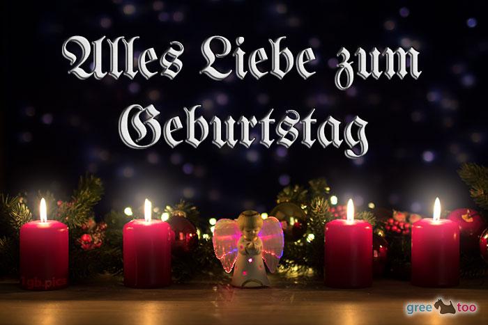 Alles Liebe Geburtstag Bild - 1gb.pics