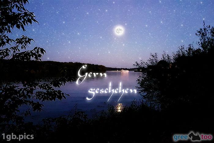 Mond Fluss Gern Geschehen Bild - 1gb.pics