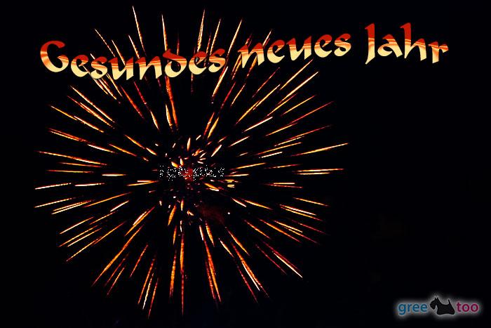 Gesundes Neues Jahr Bild - 1gb.pics