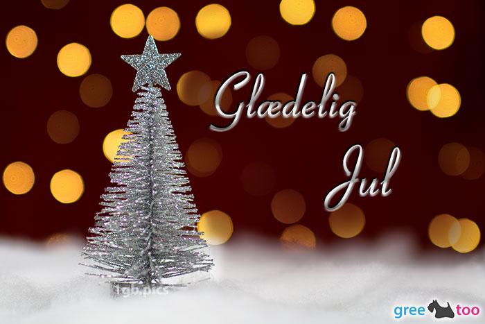 Glaedelig Jul Bild - 1gb.pics