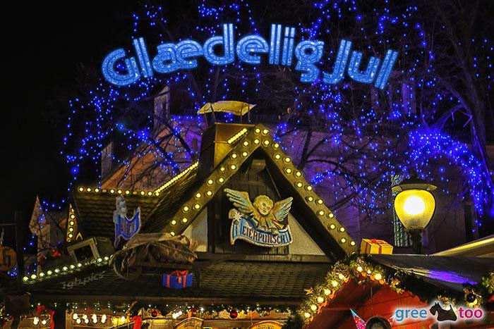 Weihnachtsmarkt Glaedelig Jul Bild - 1gb.pics