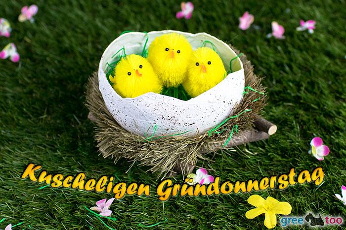 Kuscheligen Gruendonnerstag Bild - 1gb.pics