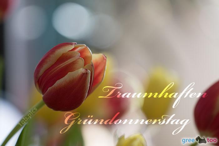 Traumhaften Gruendonnerstag Bild - 1gb.pics