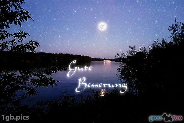 Mond Fluss Gute Besserung Bild - 1gb.pics