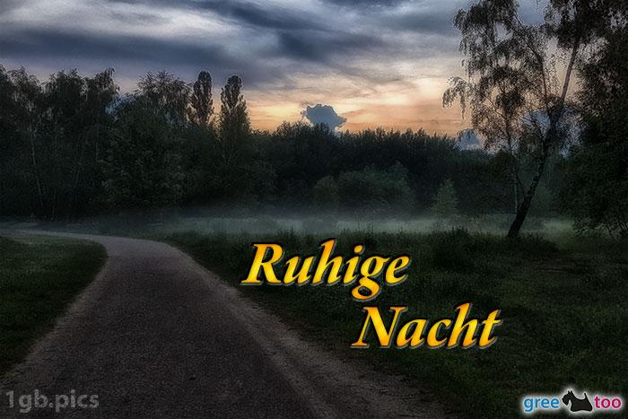 Nebel Ruhige Nacht Bild - 1gb.pics