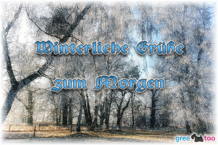 Zum Morgen Bild - 1gb.pics