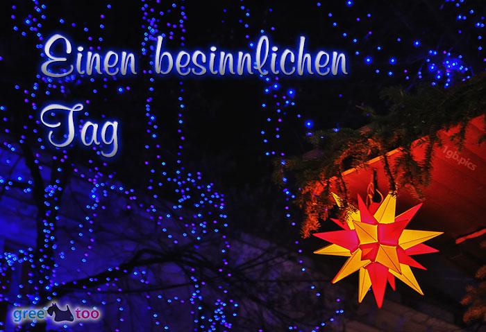 Stern Lichter Besinnlichen Tag Bild - 1gb.pics