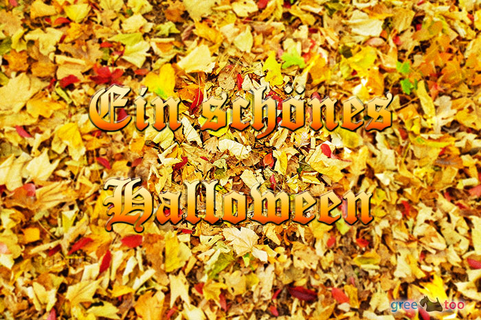 Ein Schoenes Halloween Bild - 1gb.pics