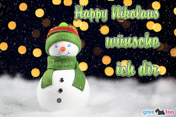 Happy Nikolaus Bild - 1gb.pics