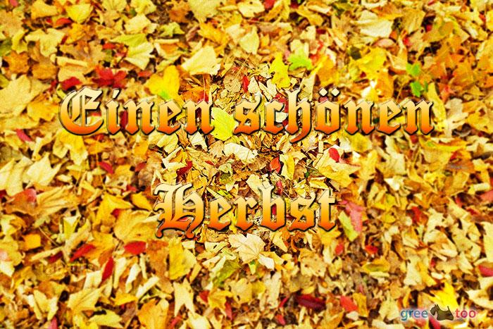 Einen Schoenen Herbst Bild - 1gb.pics