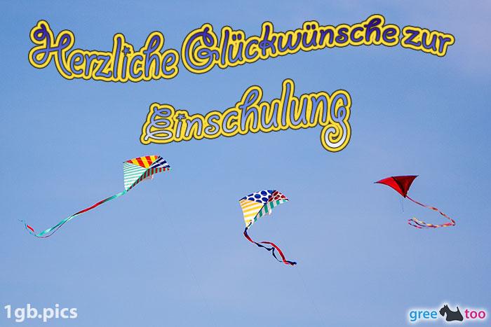 Drachen Herzliche Glueckwuensche Zur Einschulung Bild - 1gb.pics