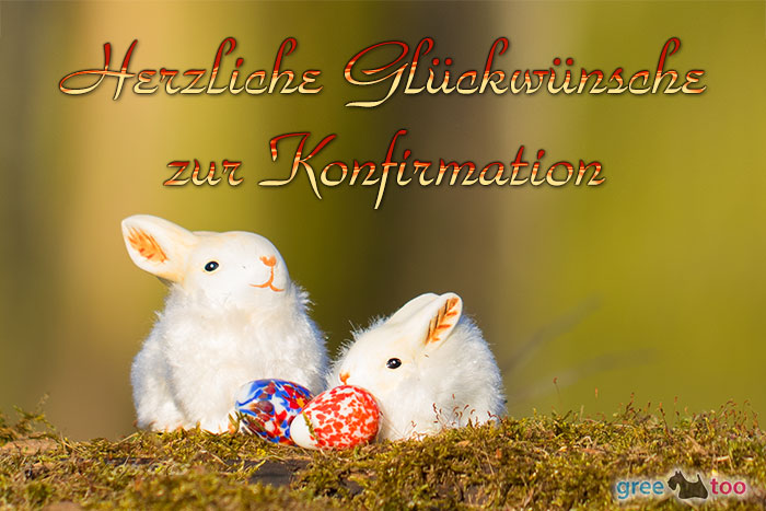 Herzliche Glueckwuensche Zur Konfirmation Bild - 1gb.pics