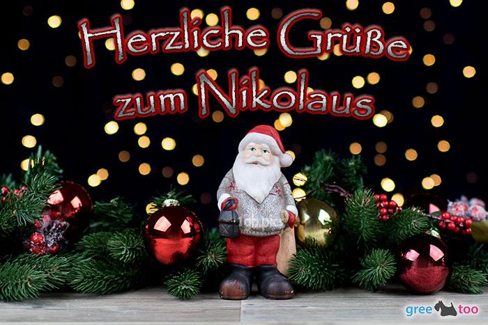 Herzliche Gruesse Nikolaus Bild - 1gb.pics
