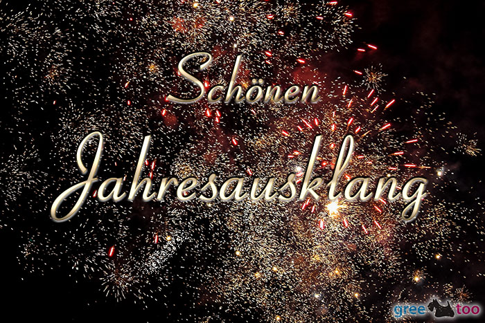 Schoenen Jahresausklang Bild - 1gb.pics