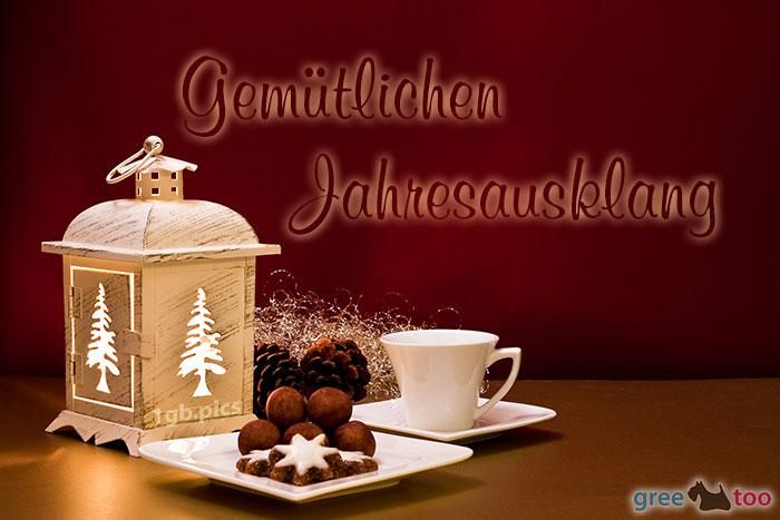 Weihnachtskaffee Gemuetlichen Jahresausklang Bild - 1gb.pics