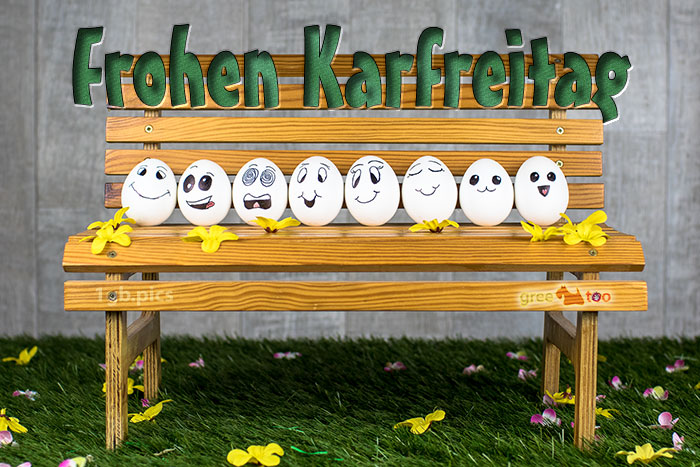 Frohen Karfreitag Bild - 1gb.pics