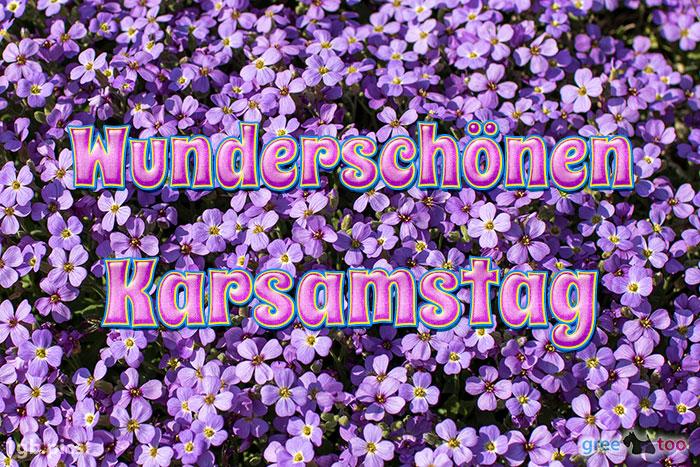 Wunderschoenen Karsamstag Bild - 1gb.pics
