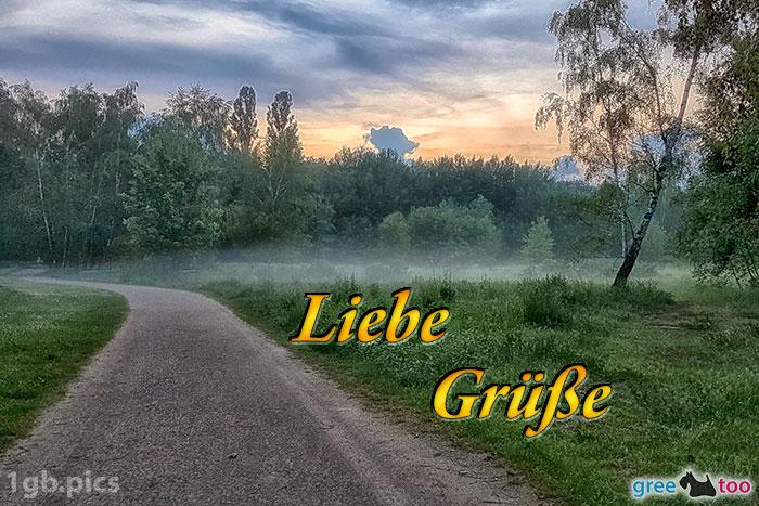 Nebel Liebe Gruesse Bild - 1gb.pics
