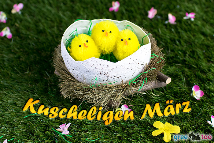 Kuscheligen Maerz Bild - 1gb.pics