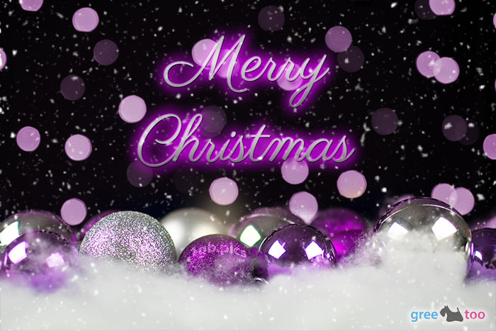 Merry Christmas Bild - 1gb.pics