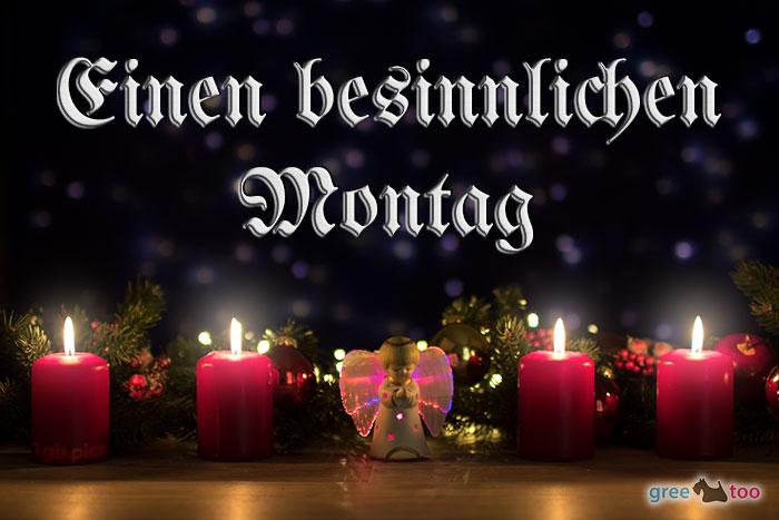 Besinnlichen Montag Bild - 1gb.pics