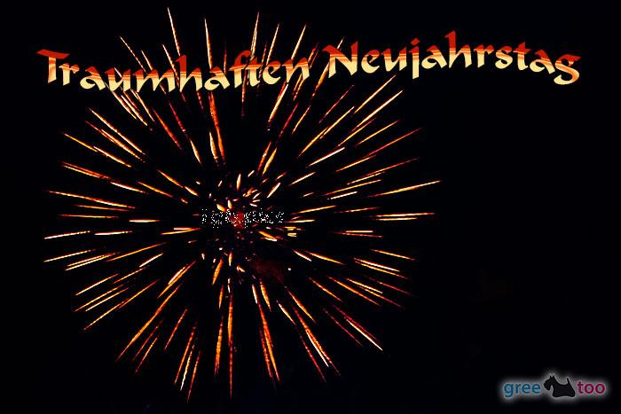 Neujahrstag von 1gbpics.com