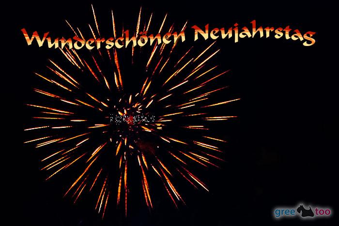 Wunderschoenen Neujahrstag Bild - 1gb.pics