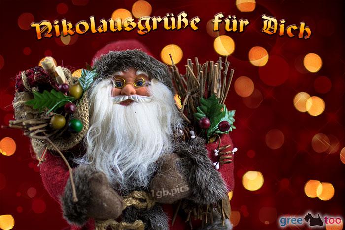 Nikolausgruesse Fuer Dich Bild - 1gb.pics