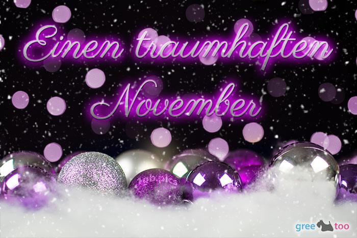 Traumhaften November Bild - 1gb.pics