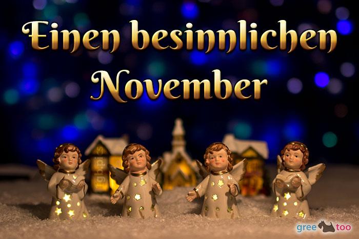 Besinnlichen November Bild - 1gb.pics