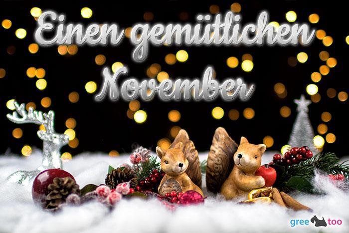 Gemuetlichen November Bild - 1gb.pics