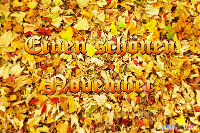Einen Schoenen November Bild - 1gb.pics