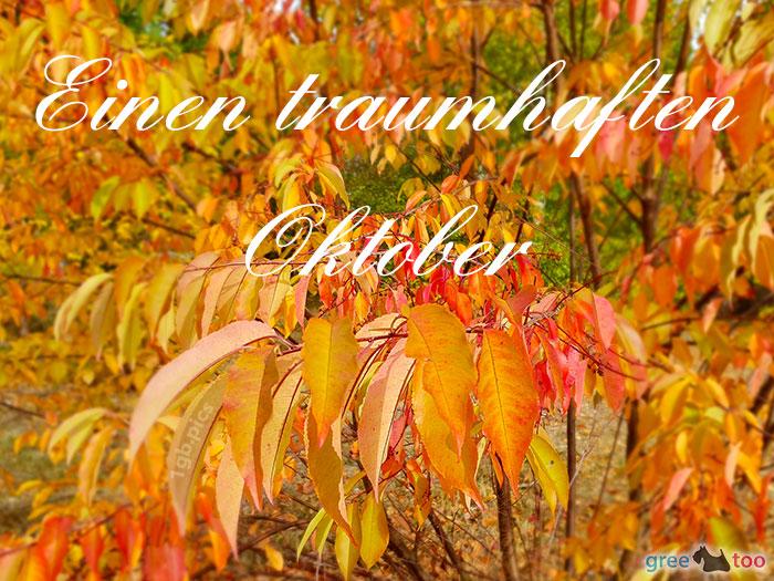 Einen Traumhaften Oktober Bild - 1gb.pics